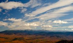 Presidential Range, New Hampshire (jtr27) Tags: dscf1557xl jtr27 fuji fujifilm xe2s xtrans minolta md 28mm f28 manualfocus mdiii northern presidentialrange mount madison adams jefferson clay washington whitemountains nh newhampshire
