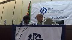 Conferência de Imprensa - Comunicação Preliminar de Constatações (55) (Comunidade dos Paises de Lingua Portuguesa) Tags: cplp moçambique observação eleições autárquicas