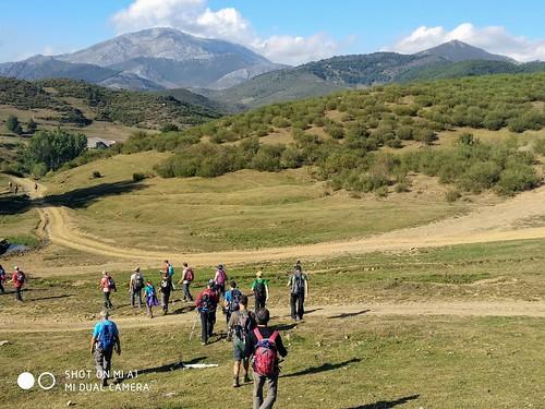 Marcha de Senderismo Cardaño de Arriba – Lago Las Lomas, Palencia  Fotografía Maria Jose Martin (12)