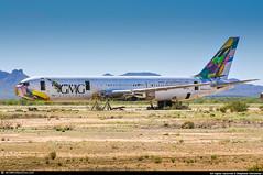 [MZJ.2014] #GMG.Airlines #Z5 #GECAS #Boeing #B767 #N617SC #Boneyard #awp (CHR / AeroWorldpictures Team) Tags: gmg airlines bangladesh boeing b767 b763 b767300er msn msn24948380 engines pw n617sc n6005c everett kpae wa usa transbrasil tr tba gpa pttae gecas n948ge canadian international cp cdn cghml aircanada ac aca eastafricansafari s9 hsa 5yccc avianca av ava n948av anniversary 80th s2afr marana pinal airpark mzj kmzj arizona az nikon d300s nikkor 70300vr raw lightroom aeroworldpictures chr 2014 boneyard