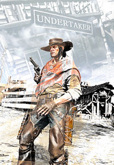 but I wanna be like Lee van Cleef (Rakkhive) Tags: callofjuarezgunslinger farwest cowboys oldwest western spagettiwestern screenshots screenarchery gamephotography reshade doubleexposure