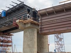 M1 20180706 17 (romananton) Tags: крымскиймост керченскиймост kerchstraitbridge crimeanbridge bridge мост стройка строительство крым construction constructing