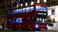 Needed Capacity Arrives (londonbusexplorer) Tags: metroline travel volvo b5lh mcv evoseti vmh2491 lk18ajo 274 lancaster gate islington angel tfl london buses