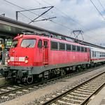 115 459-0 DB Fernverkehr München Ost Bhf 03.02.18 thumbnail