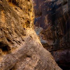In Canyons 281 (noahbw) Tags: capitolreefnationalpark d5000 grandwash nikon utah abstract autumn canyon cliffs desert erosion lines natural noahbw quiet rock slotcanyon square still stillness stone minimal minimalism