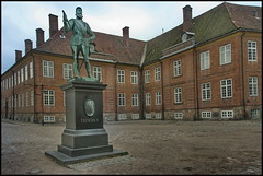 Frederick II (1 July 1534 – 4 April 1588) was King of Denmark and Norway and Duke of Schleswig from 1559 until his death. (Morton1905) Tags: fredrikstad norway norge frederickii king denmarkandnorway dukeofschleswig