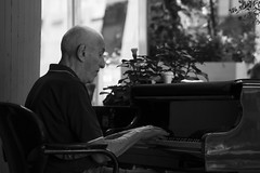IMG_7319 (Rafpower) Tags: pescara bn black white bianco nero musica music piano pianoforte