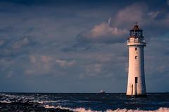 Wallasey Lighthouse (*Steve*) Tags: irishsea wallasey mersey wirral merseyside river newbrighton england unitedkingdom gb
