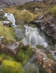 Allt Coireag Dubh Mor_2018_09_15_1253 (Sam Waddy) Tags: scotland landscape light rain d800 tiltshift pce water waterfall mountains torridon