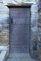 West Port Door, St Andrews (RagbagPhotography) Tags: west port door st saint andrews standrews fife scotland east neuk old ancient brick wood wooden sandstone history relic rugged