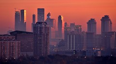 Today morning (vitalsimonovjb) Tags: moscow russia autumn landscape forest summer architecture