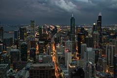 360° John Hancock Building - Chicago (alfapegaso) Tags: skycraper hancok 360° building