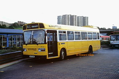 Kingsman, Killamarsh 61 (HPF 311N) (SelmerOrSelnec) Tags: kingsman killamarsh leylandnational hpf311n sheffield londoncountry bus