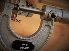 Minute Measurements (Spebak) Tags: spebal canon canondslr canon70d micrometer measurement tools macro macromonday macromondays deepdof
