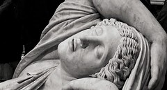 Ariadna durmiente, Musei Capitolini. (Ramona Anitsuga) Tags: museo museum museicapitolini roma rome europa europe art arte escultura sculpture ariadnadurmiente italia italy