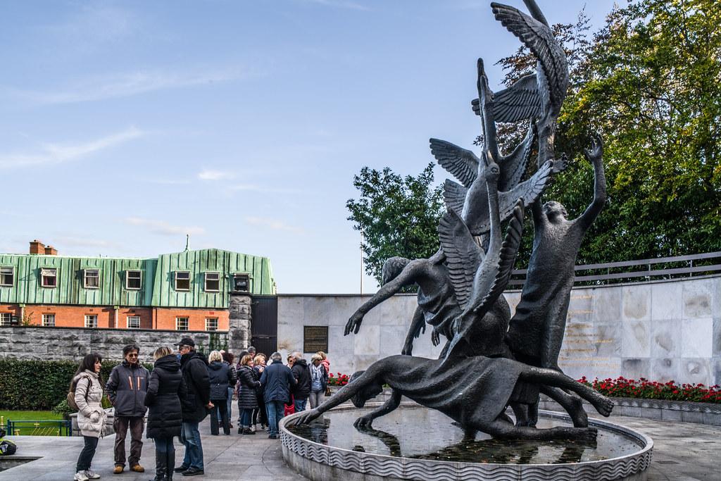 GARDEN OF REMEMBRANCE [PARNELL SQUARE DUBLIN CITY CENTRE]-144880
