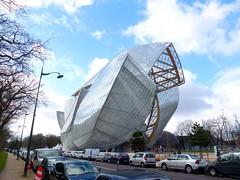 Louis Vuitton Foundation (William Young Fascinations) Tags: paris france louisvuittonfoundation architecture museum frankgehry boisdeboulogne art luxury rich expensive