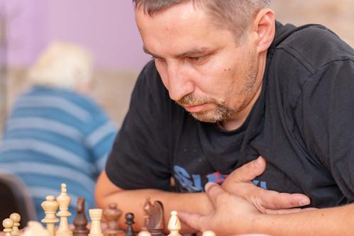 Grand Prix Spółdzielni Mieszkaniowej w Szachach Turniej VII-122