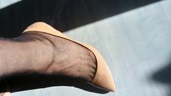 DSC_0523 (grandmacaon) Tags: highheels hautstalons toescleavage talonsaiguille lowcut lowcutshoes sexyheels stilettos