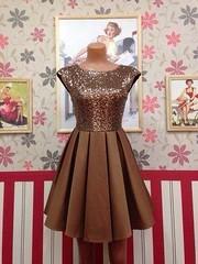 اسهل طريقة لخياطة فستان للافراح و المناسبات مع طريقة التفصيل (ezo-handmade) Tags: اشغال يدوية الطرز و الخياطة خياطة فستان