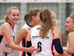 P2138920 (roel.ubels) Tags: sliedrecht sport topsport volleybal volleyball uvc holding graz cev champions league debasis