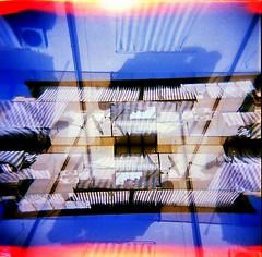 [Holga e le Sue Sorelle]  Palermo (Urca) Tags: holgalomo1201809250003palermo palermo italia 2018 holga lomo doppiaesposizione doubleexposure analog analogico 120 6x6 square medium multi film filmisnotdead toycamera