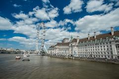 London 2018 (Lee Armstrong Jones) Tags: london canon5dmkiii citybreak skyscraper westminster architecture londoneye