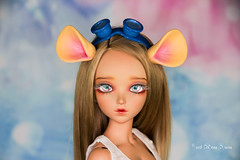Commissioned Gadget set for MNF (AnnaZu) Tags: commission gadget cheepanddale goggles mouse ears tail bjd doll fairyland abjd balljointed vesnushkahandmade polymer clay sculpting