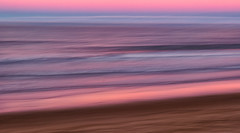Afterglow (-Rodbod-) Tags: intentionalcameramovement icm abstract fine art beauty sunset blur fujix fujifilm fuji 50140 coast coastline beach northumberland northeastengland northumbria cresswell outdoors adventure nature evening landscape seascape