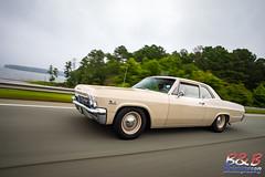 Chevrolet Biscayne ´65 (B&B Kristinsson) Tags: hotrodpowertour2018 hrpt2018 hrpt powertour hotrodpowertour northcarolina usa