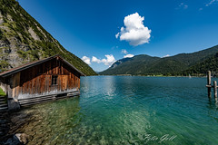 Achensee bei der Gaisalm (Peter Goll thx for +8.000.000 views) Tags: ebenamachensee tirol österreich at hütte gaisalm landscape landschaft see lake natur nature alpen alps mountain berge
