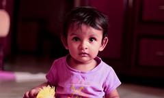 Reethu (Rajavelu1) Tags: kid portrait colours dslr handheld indian art creative availablelight girl eyes depthoffield