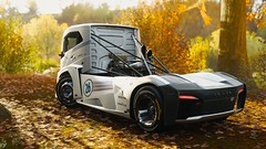 10-12-2018_12-44-01_AM (Brokenvegetable) Tags: forza horizon 4 turn10studios microsoft playground games videogame photomode photography volvo iron knight semi truck racing