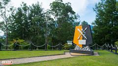 Tugu MacArthur (Agung Hari W) Tags: pulangkepapua ifargunung jayapura macarthur papua sentani