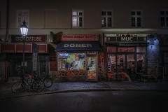Döner (karinavera) Tags: city night photography urban ilcea7m2 munich deutschland street münchen