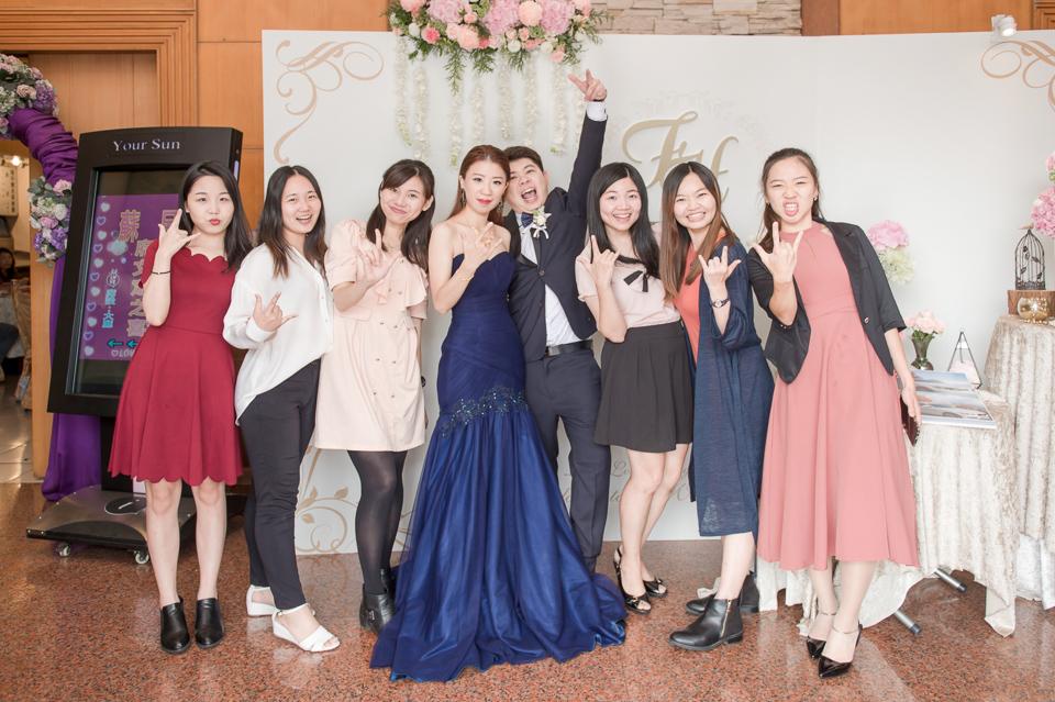 台南婚攝 海中寶料理餐廳 滿滿祝福的婚禮紀錄 W & H 117