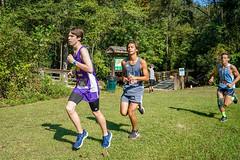 FLO05958 (chap6886@bellsouth.net) Tags: running run race girls boys team trees lake athletes action athletics america xc 5k highmiddleschool highschool