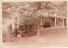 1970_11 1808 N. Johnson St. Arlington 02 (Ken_Mayer) Tags: mayer family vinsonhallclearout