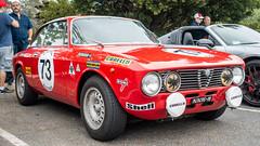 Alfa Romeo 2000 GT Veloce (mjhbower) Tags: carsandcoffeemalibu carscoffee steelies carsandcoffee malibu