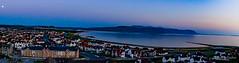 Evening Coastline (JKmedia) Tags: boultonphotography northwales llan llandudno coatline panoramic sonyrx10iii