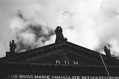 Dublin (Poinciana82) Tags: 50mmf18 ae1 film trix400 dublin ireland