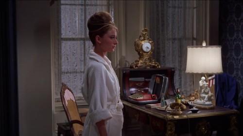 "Audrey Hepburn, ""Breakfast at Tiffany's"" (1961)"