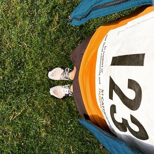Ready to race #barnsgreenhalf