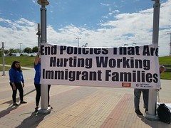 Justice for Port Drivers & TPS Families