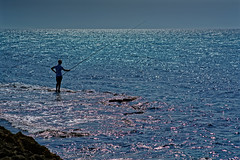Israel (Hemo Kerem) Tags: israel a7rm2 a7rii nikon85mmf2ais nikkor85mmf2ais ais85mmf2 ais285 85mm manualfocus mf nikon nikkor sony sonya7rm2 ilce7rm2 alpha beach seascape sea water sky blue