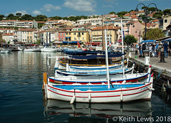 Cassis (keithhull) Tags: cassis provence boats harbour town 2018 france
