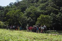 PA010082 (earth_cixing) Tags: 慈心華德福 大地班 2018 5b 校外教學 福山植物園 植物主課