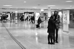 Going somewhere? (DameBoudicca) Tags: sweden sverige schweden suecia suède svezia スウェーデン stockholm estocolmo stoccolma ストックホルム centralstation centralen station trainstation bahnhof estación estaciónferroviaria gareferroviaire gare stazioneferroviaria stazione 鉄道駅 駅 えき てつどうえき railwaystation
