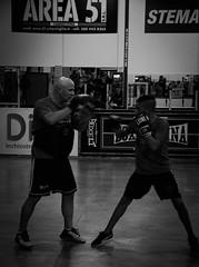 4854 - Training (Diego Rosato) Tags: training allenamento maestro master pugilato boxe boxing boxelatina fuji x30 bianconero blackwhite rawtherapee