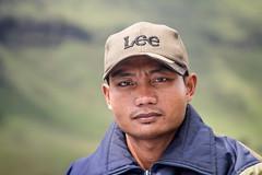 Portrait, Bromo, Indonesia (pas le matin) Tags: portrait hat cap casquette lee travel voyage candid street world indonesia indonésie asia asie southeastasia bromo canon 7d canon7d canoneos7d eos7d man homme